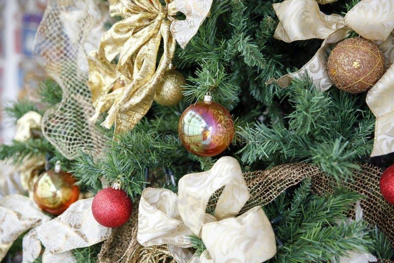 Temi di Natale, disposizione di Natale immagini stock