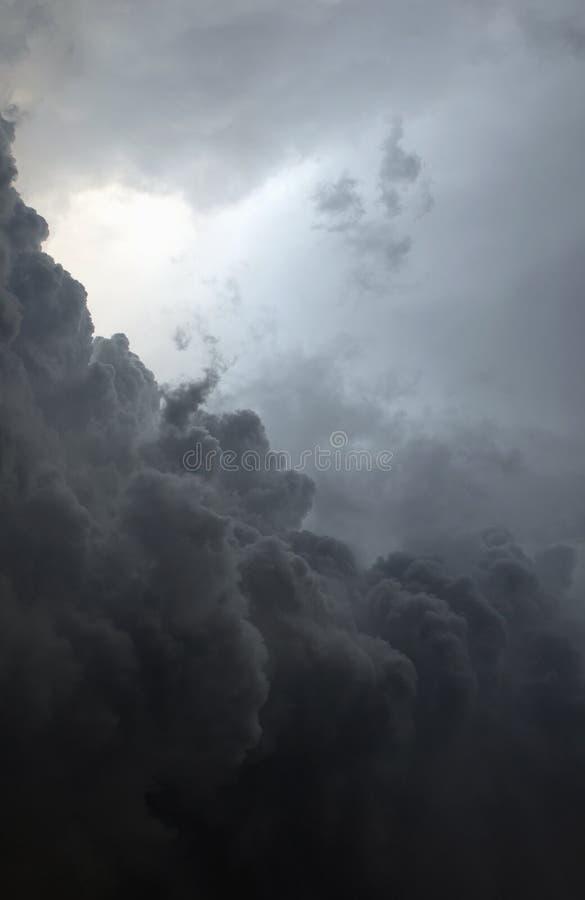 Tempête tropicale image libre de droits