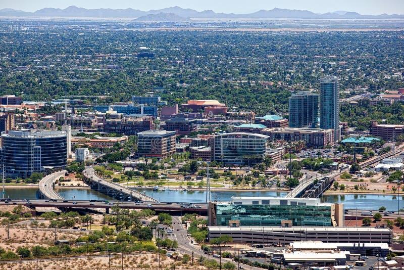 Tempe, o Arizona imagem de stock
