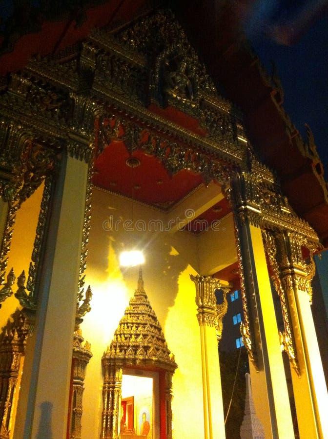 Tempel royalty-vrije stock afbeeldingen