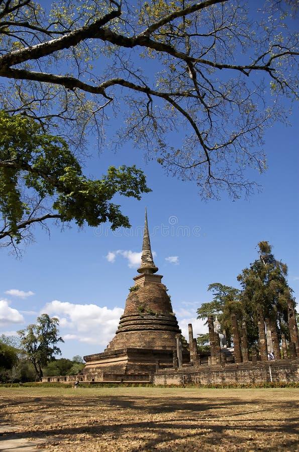 Tempel lizenzfreies stockfoto