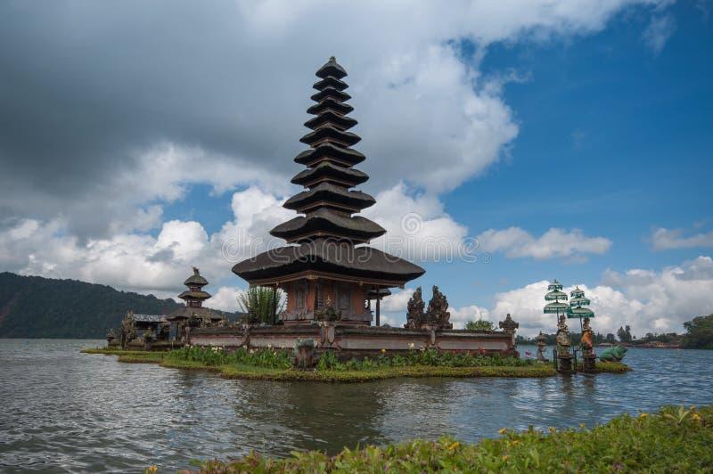 Tempel av bali royaltyfri bild