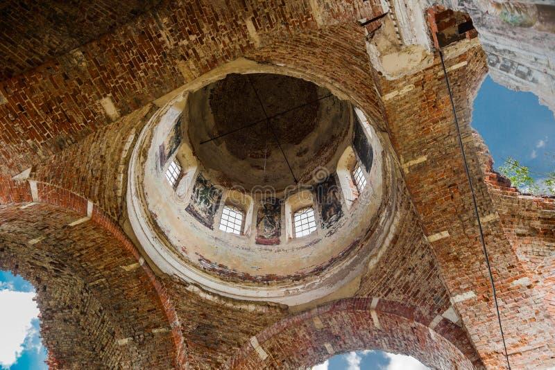 Tempel av nativityen av den välsignade oskulden arkivbild