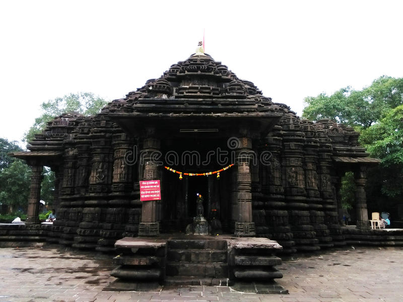 Tempel av Shiv royaltyfri bild