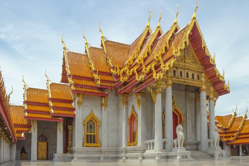 Tempel in Bangkok, Thailand stockfotografie
