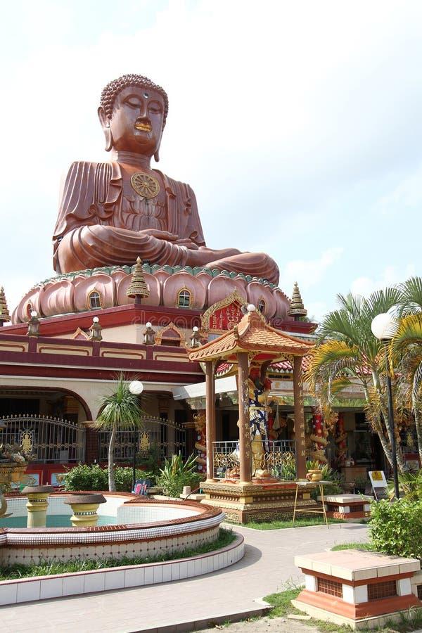 Tempel bei Kelantan lizenzfreie stockbilder