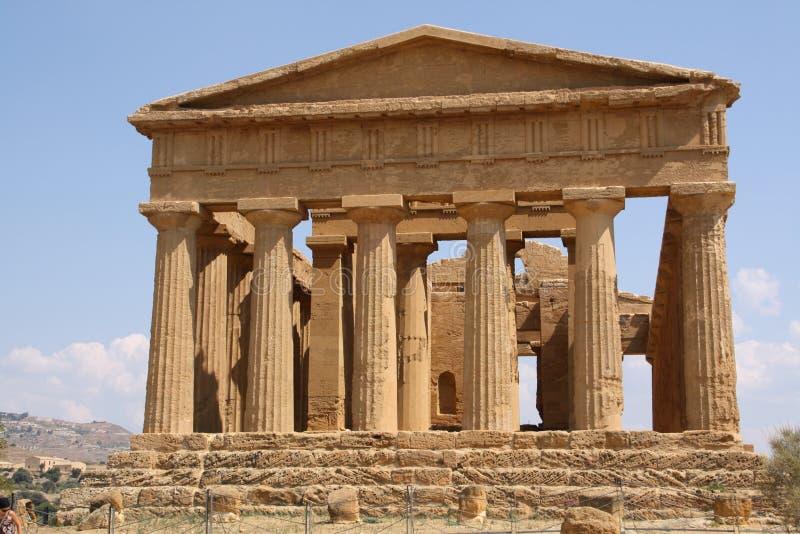Tempel der Übereinstimmung stockfoto