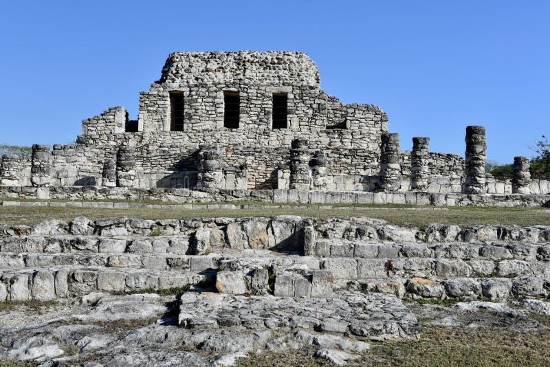 Tempel der geschmerzten Nischen stockbilder