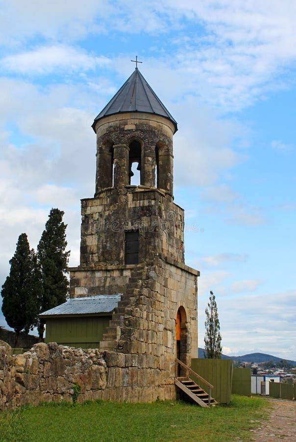 Tempel des Bagrati Klosters stockbild