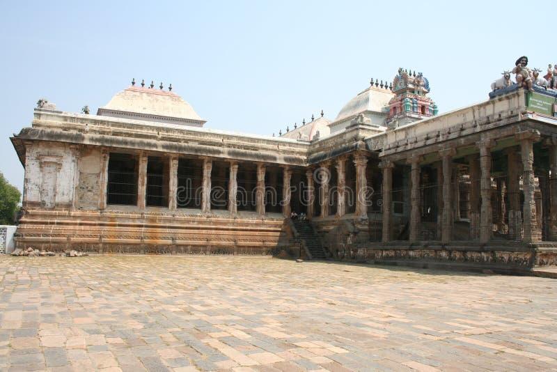Tempel Gopuram lizenzfreie stockfotos