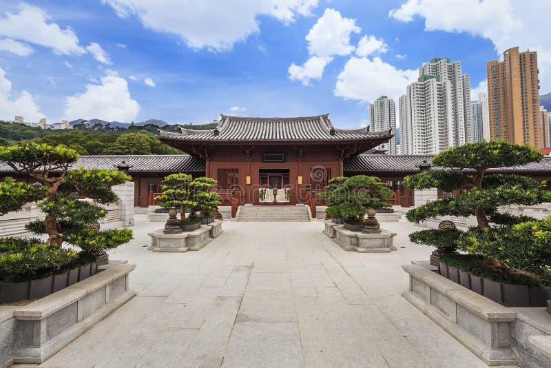 Tempel in Hong Kong royalty-vrije stock afbeelding