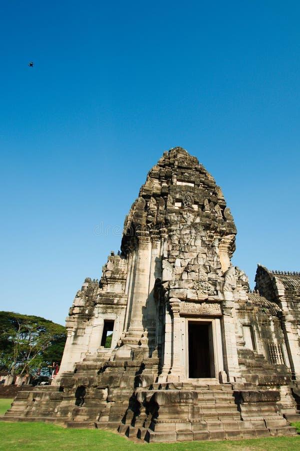 Tempel i Thailand arkivbild