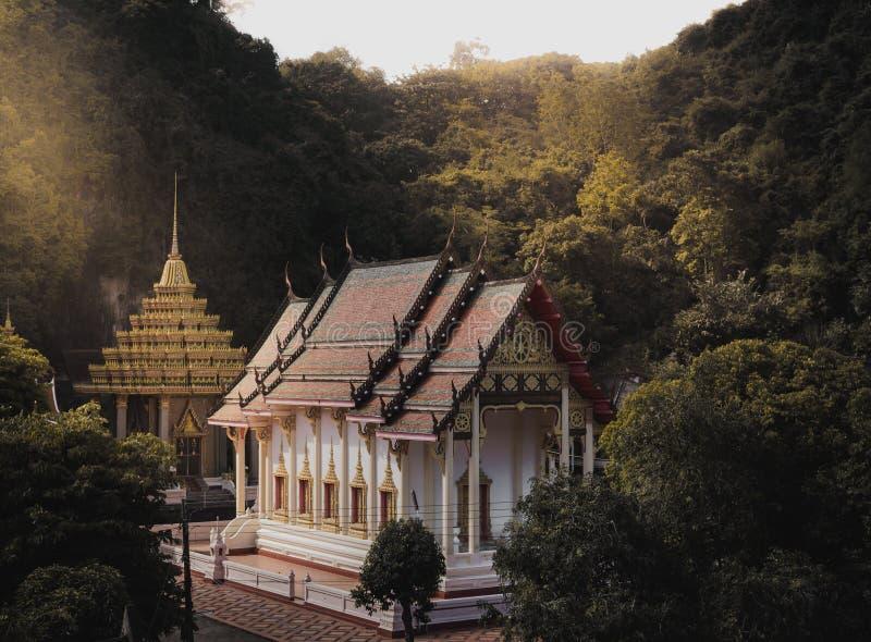Tempel Khuha Sawan lizenzfreies stockfoto