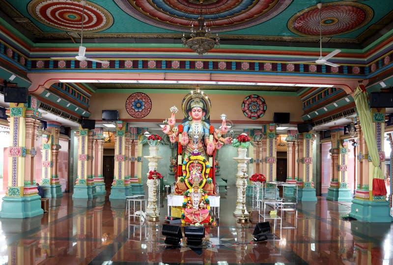 Tempel Kuala Lumpur stock fotografie