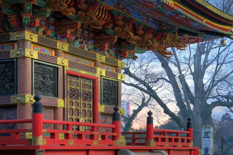 Tempel narita-San royalty-vrije stock afbeeldingen
