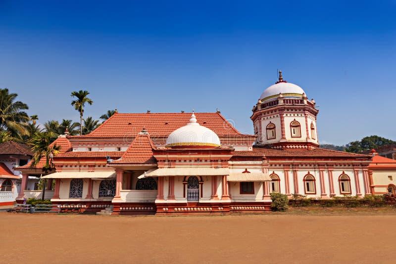 Tempel Shree Nagesh lizenzfreie stockfotos