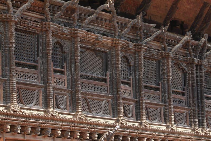 Tempel-Stadt Bhaktapur lizenzfreie stockfotografie
