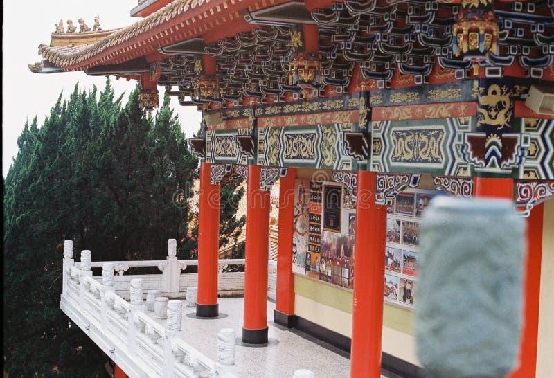 Tempel Taiwan lizenzfreie stockfotografie