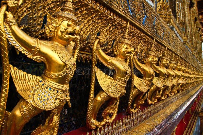 tempel thailand arkivfoto