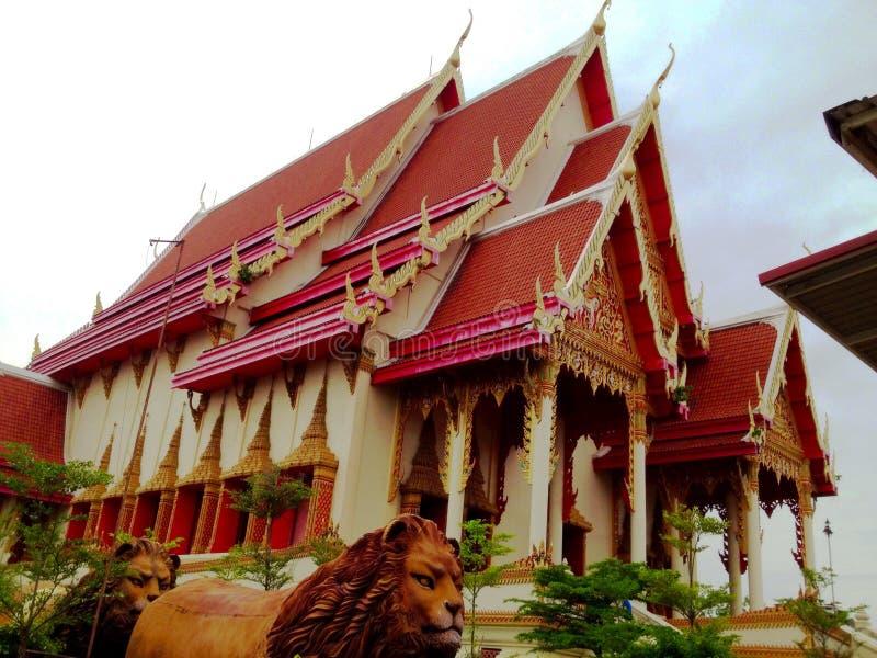 Tempel in Thailand lizenzfreie stockfotos
