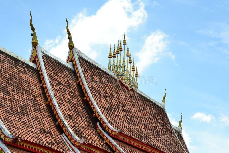 Tempel Thailand lizenzfreie stockfotos