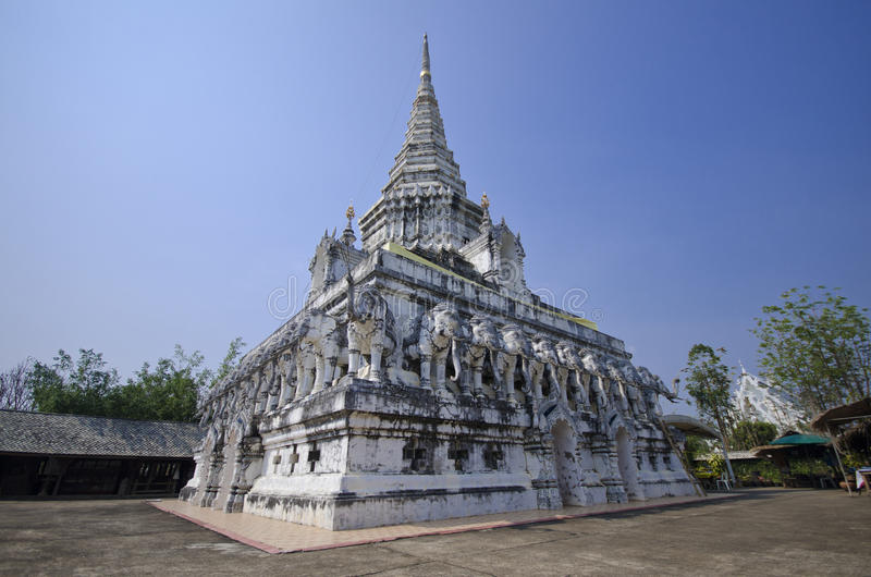 Tempel Tin Tan Luang stockfotos