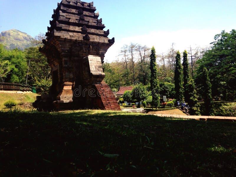 Tempel van Mojokerto-stad royalty-vrije stock fotografie