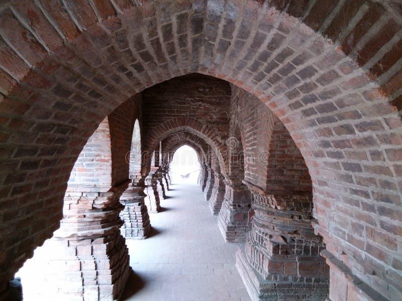 Tempel van Radha Krishna royalty-vrije stock fotografie