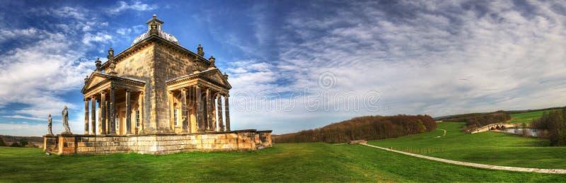 Tempel van Vier Winden stock afbeelding