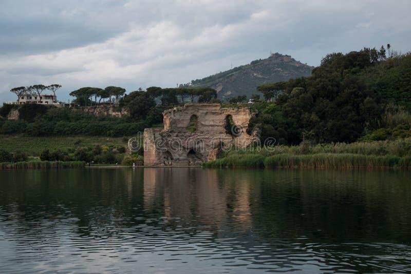 Tempel von Apollo, Neapel lizenzfreie stockbilder