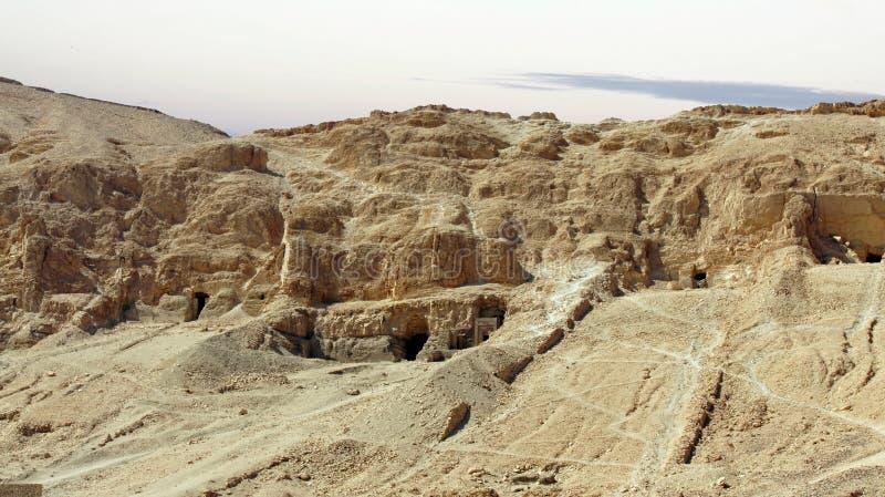 Tempel von hatschepsut lizenzfreie stockfotografie