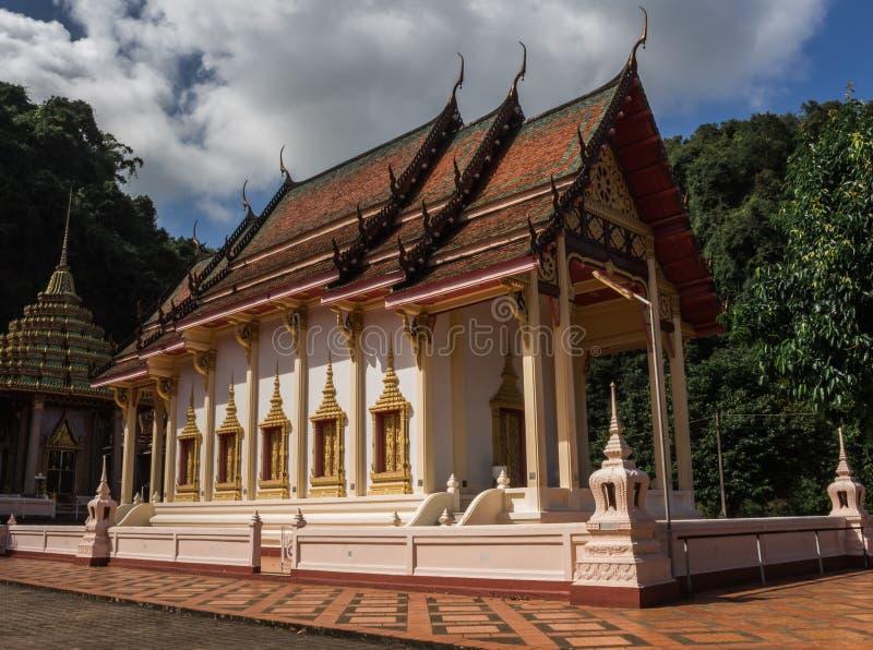 Tempel von Süd-Thailand lizenzfreie stockbilder