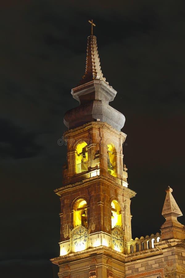 Tempel von Santa- Rosade Viterbo II lizenzfreie stockfotos