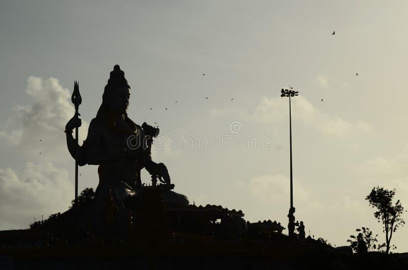 Tempelgravvalv på aftonen royaltyfria foton