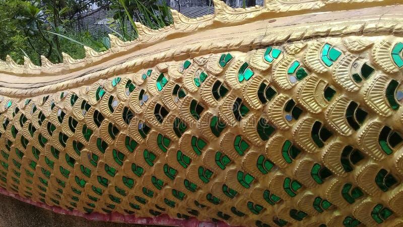 Tempelorm Thailand royaltyfria bilder