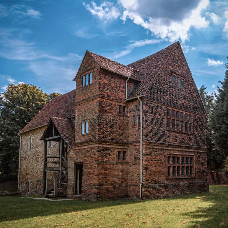 Tempelsäteri i Rochester, Kent, England fotografering för bildbyråer