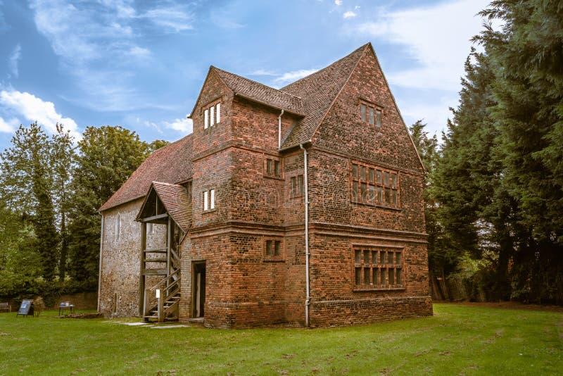 Tempelsäteri i Rochester, Kent, England arkivfoto