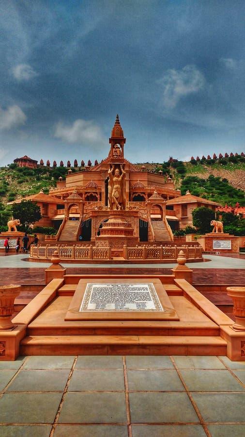 Tempels van India stock fotografie