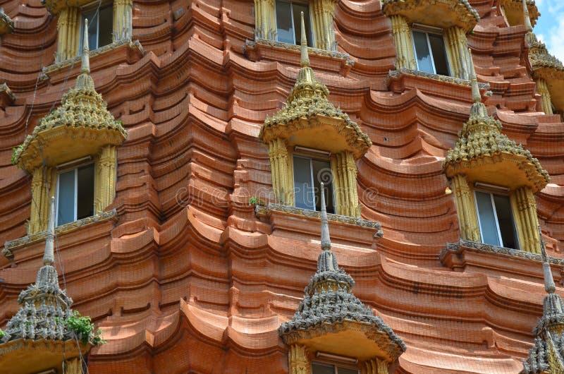 Tempelwiondows royaltyfria bilder