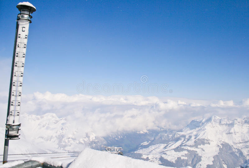 Download Temperature stock image. Image of snow, nature, seasonl - 21410799