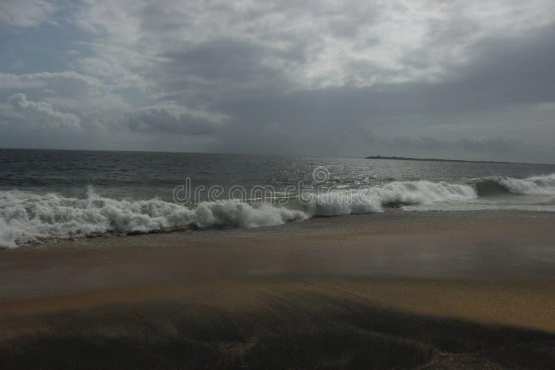 Tempestade adiante foto de stock