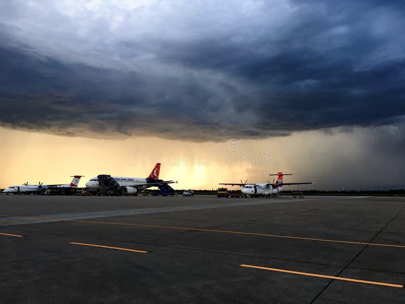 Tempestade surpreendente fotos de stock royalty free