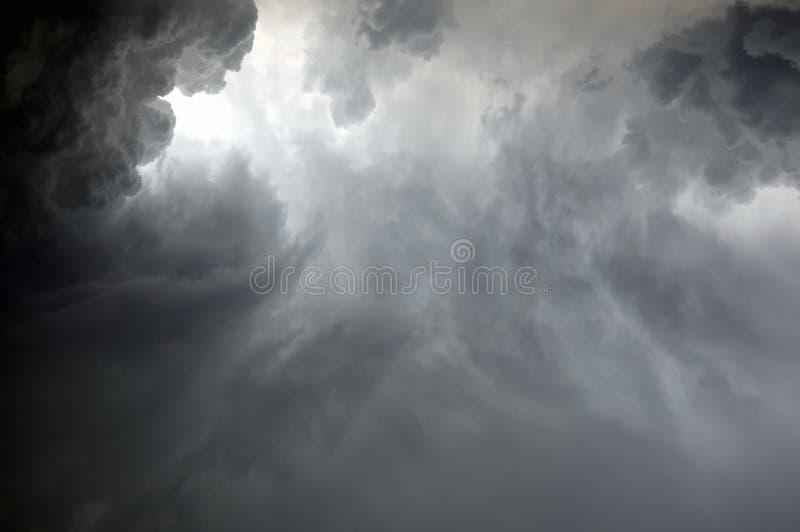 Tempestade tropical fotografia de stock royalty free