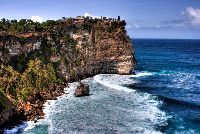 Tempiale in Bali fotografie stock