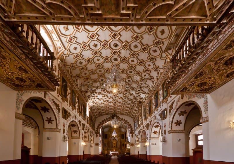 Tempiale Bogota Colombia del San Agustin fotografie stock