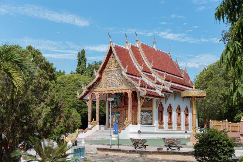 Tempiale buddista fotografie stock libere da diritti