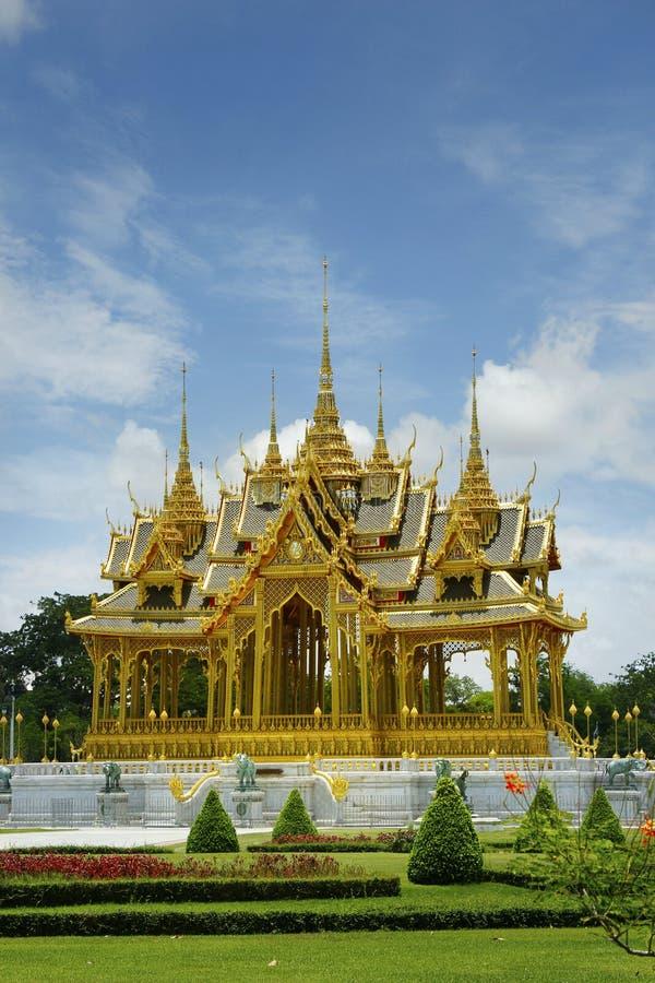 Tempiale buddista in Tailandia immagini stock libere da diritti