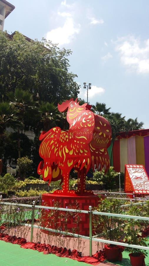 Tempiale cinese immagini stock libere da diritti