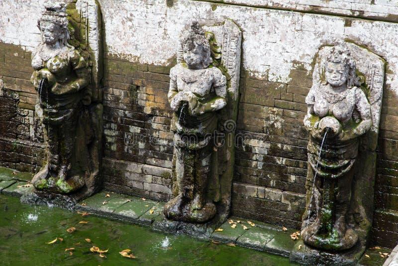 Tempiale del Bali immagine stock