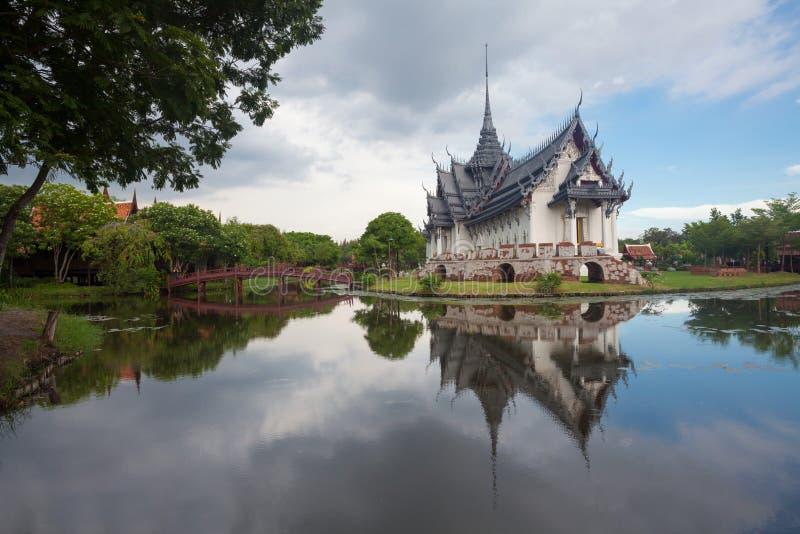 Tempiale della Tailandia fotografie stock